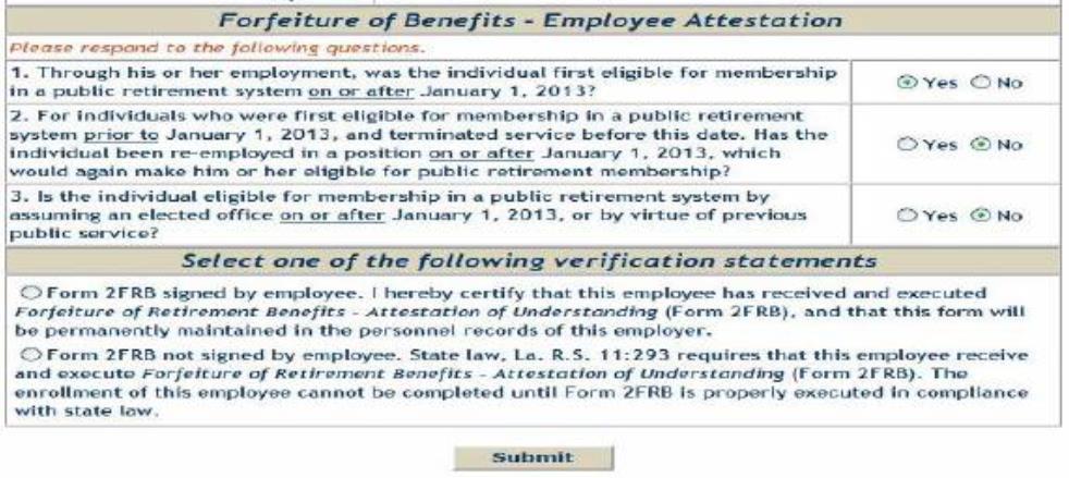 Trsl Membership Trsl Teachers Retirement System Of Louisiana